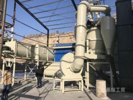 灰钙流水线设备